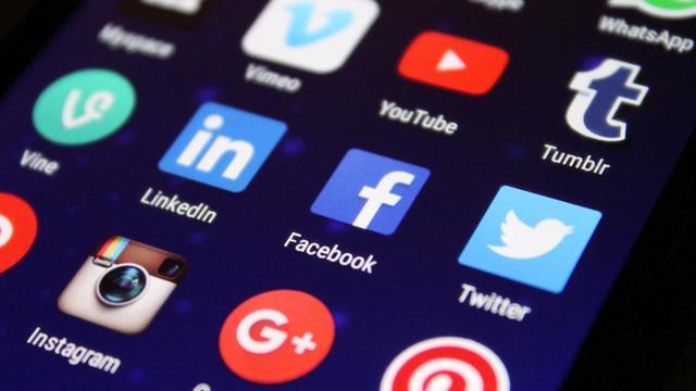 Big media social media apps social network facebook
