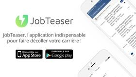 JobTeaser lance sa nouvelle application mobile !