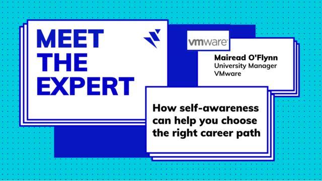 MEET THE EXPERT: Self-Awareness and Selecting the Right Career