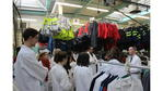 Les étudiants de l'ENSAIT visitent une usine ELIS