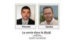 Retrouvez le replay du chat avec Vincent et Gérald : La vente dans le BtoB !