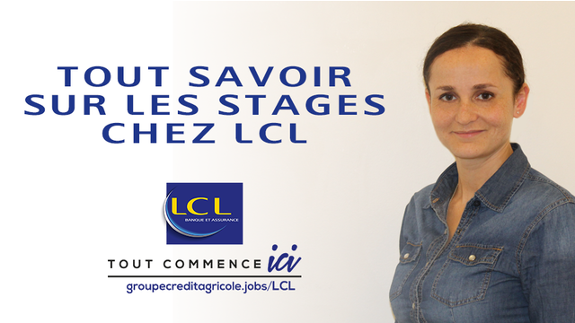 Stages 2017 3 Questions A Nora Responsable Recrutement Chez Lcl Lcl