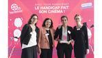 [Tous HanScène®] ELIS remet le prix de la catégorie Humour aux étudiants de l'EFREI !