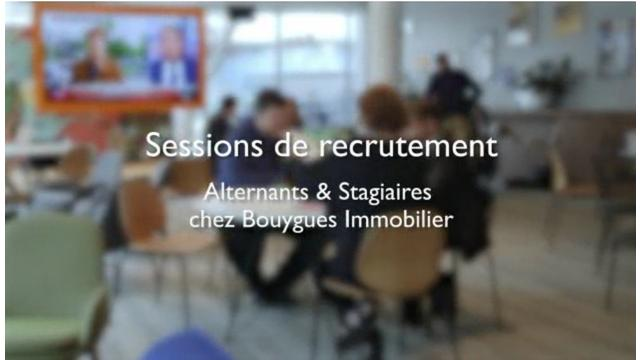Job dating immobilier