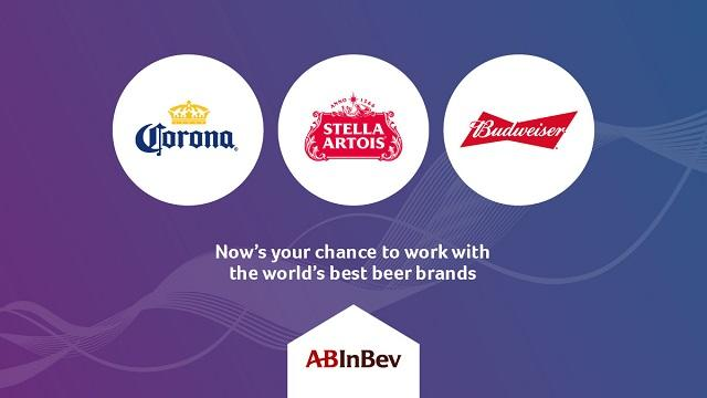 apply to our graduate programme ab inbev market visionaries programme