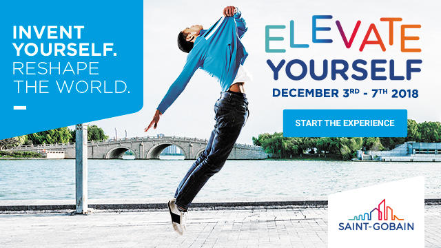 """Young talents, from December 3 to 7, 2018, discover the worldwide innovative  """"phygital"""" event  Elevate Yourself 6b7f72cc85"""