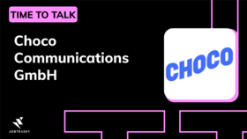 Time to talk: Choco Communications