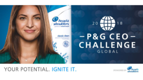 P&G CEO Challenge 2018 - France : join the competition!
