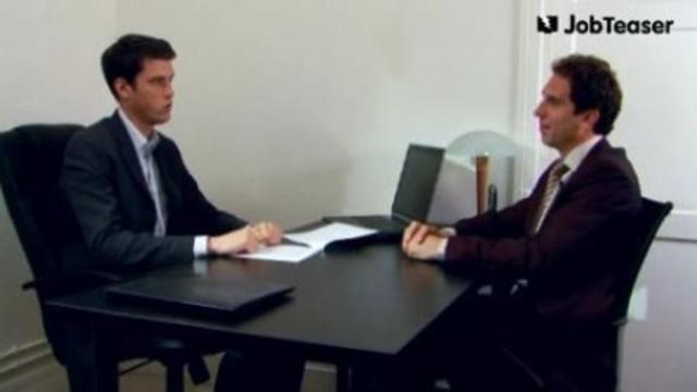 JobTeaser Conseil - Entretien de conseil en stratégie : étude de cas d analyse de la performance