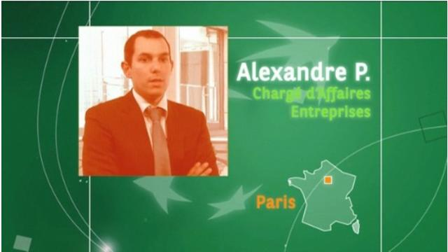 Charge D Affaire Entreprise Chez Bnp Paribas France Video Metier