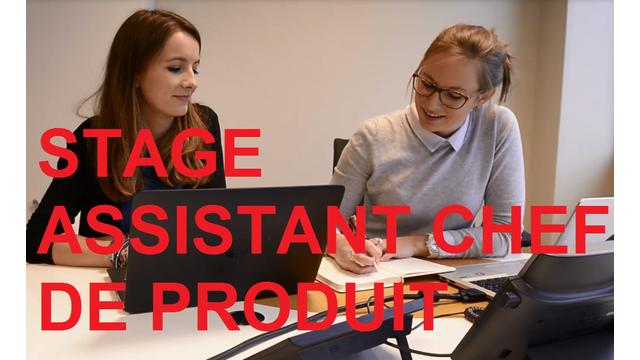 Stage Marketing Assistant Chef De Produit Chez Ferrero Video
