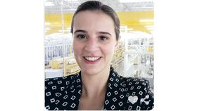 Ruth intègre #SaintGobain en 2014 en tant qu'Ingénieur de recherche #WeAreAllSaintGobain