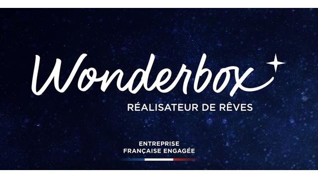 Coffret cadeau Wonderbox  la bonne idée cadeau